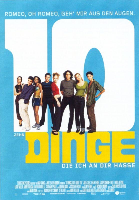 10 Dinge Die Ich An Dir Hasse Soundtrack