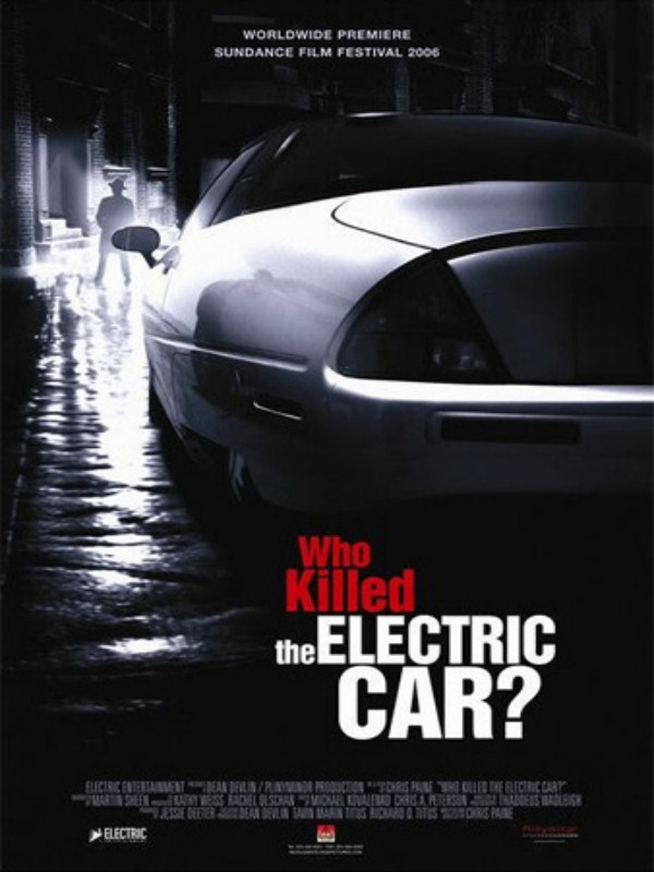 Who Killed Electric Car Trailer