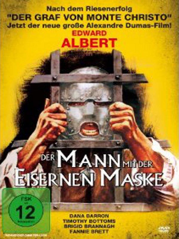 Der Mann Mit Der Eisernen Maske Film