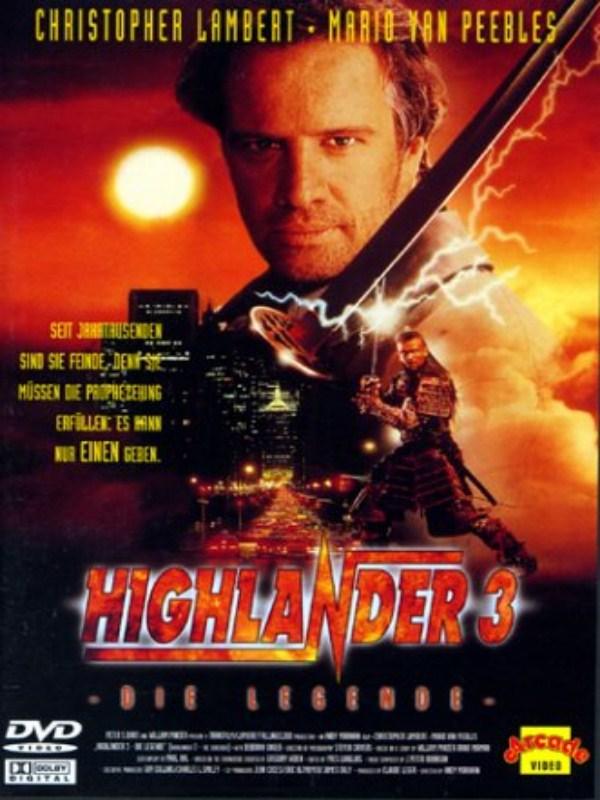 Highlander Iii – Die Legende