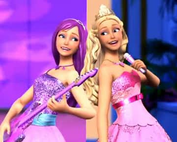 Barbie  Die Prinzessin und der Popstar  Film 2012  FILMSTARTSde
