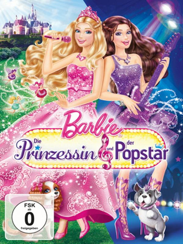 barbie prinzessin popstar ganzer film