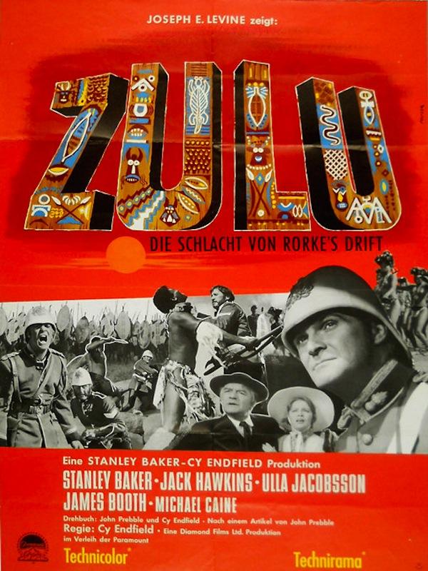 Zulu Film 1964 Filmstarts De