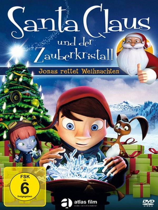 Santa Claus und der Zauberkristall - Jonas rettet Weihnachten - Film ...