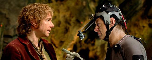 Der Hobbit Neue Bilder von Andy Serkis und seinem Alter Ego