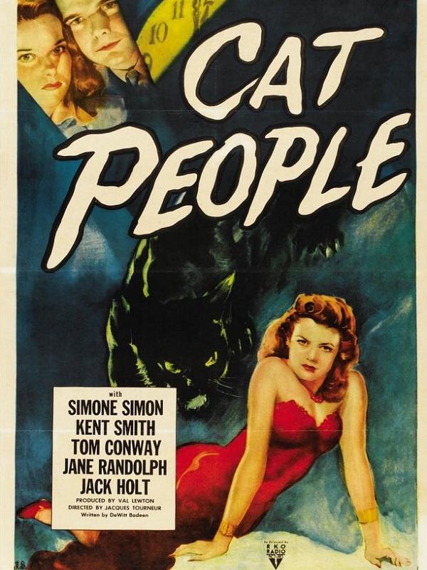 Katzenmenschen 1942