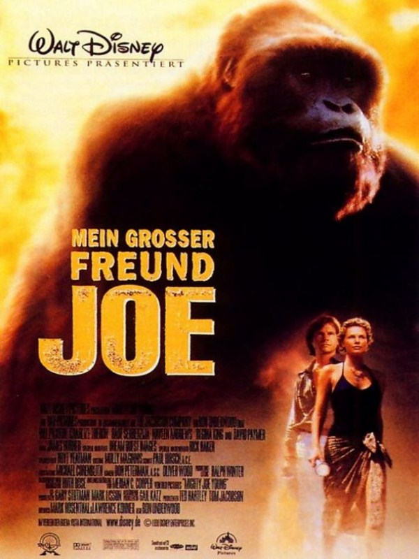 Mein großer Freund Joe - Film 1998 - FILMSTARTS.de