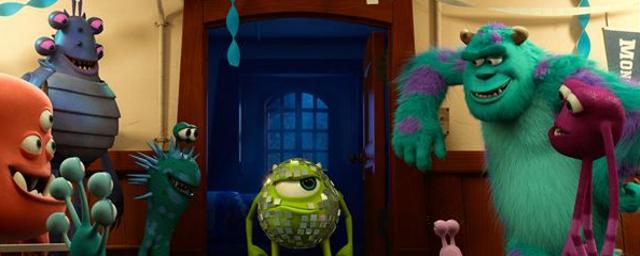 Die Monster Uni Neue Bilder Und Plot Details Zu Pixars Monster Ag