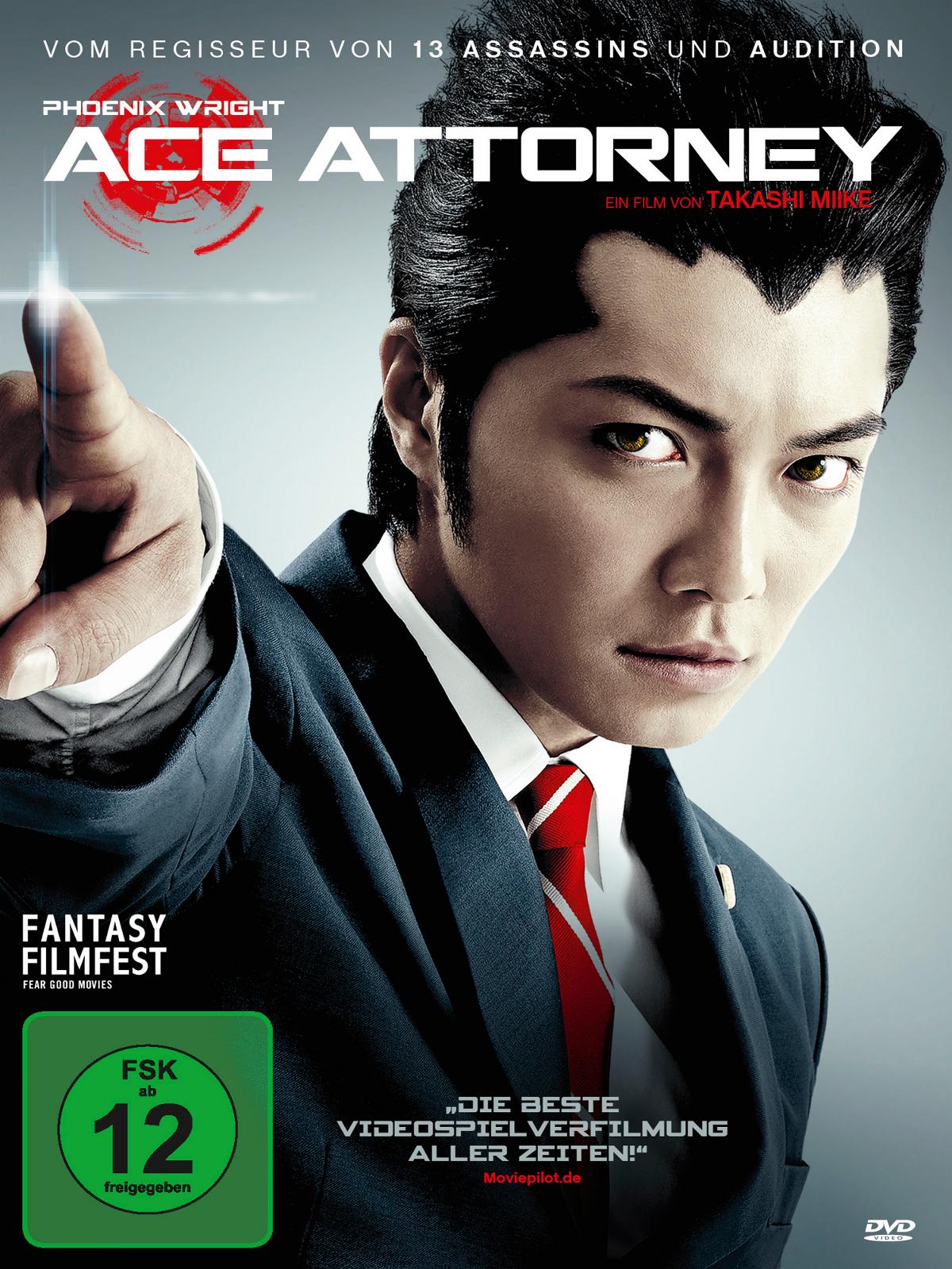 Ace Attorney Movie