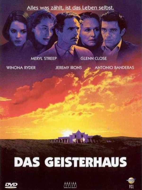 Das Geisterhaus Trailer