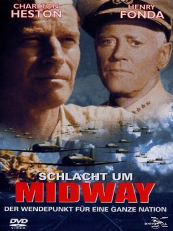 Schlacht Um Midway 1976