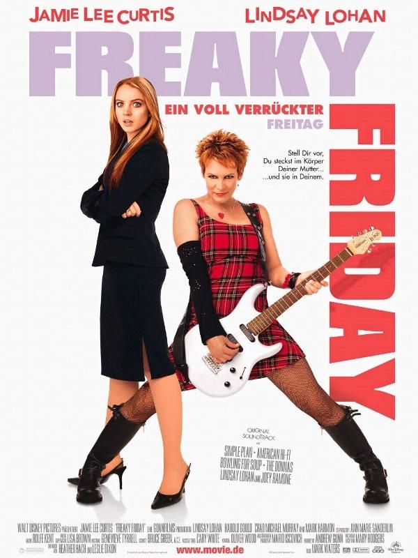 Freaky Friday Ganzer Film Deutsch