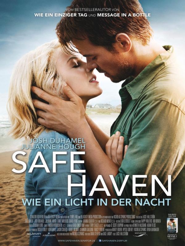 Safe Haven – Wie Ein Licht In Der Nacht Besetzung