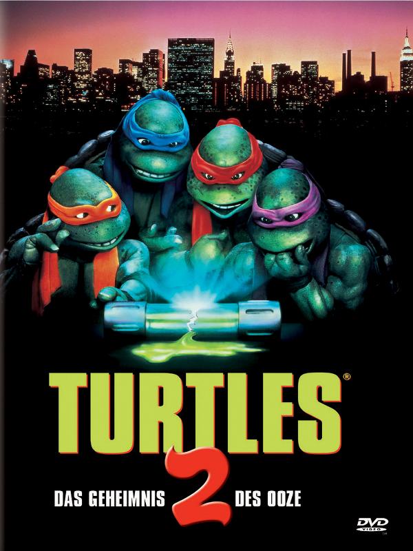 18 Besten Ninja Turtles Bilder Auf Pinterest: Das Geheimnis Des Ooze