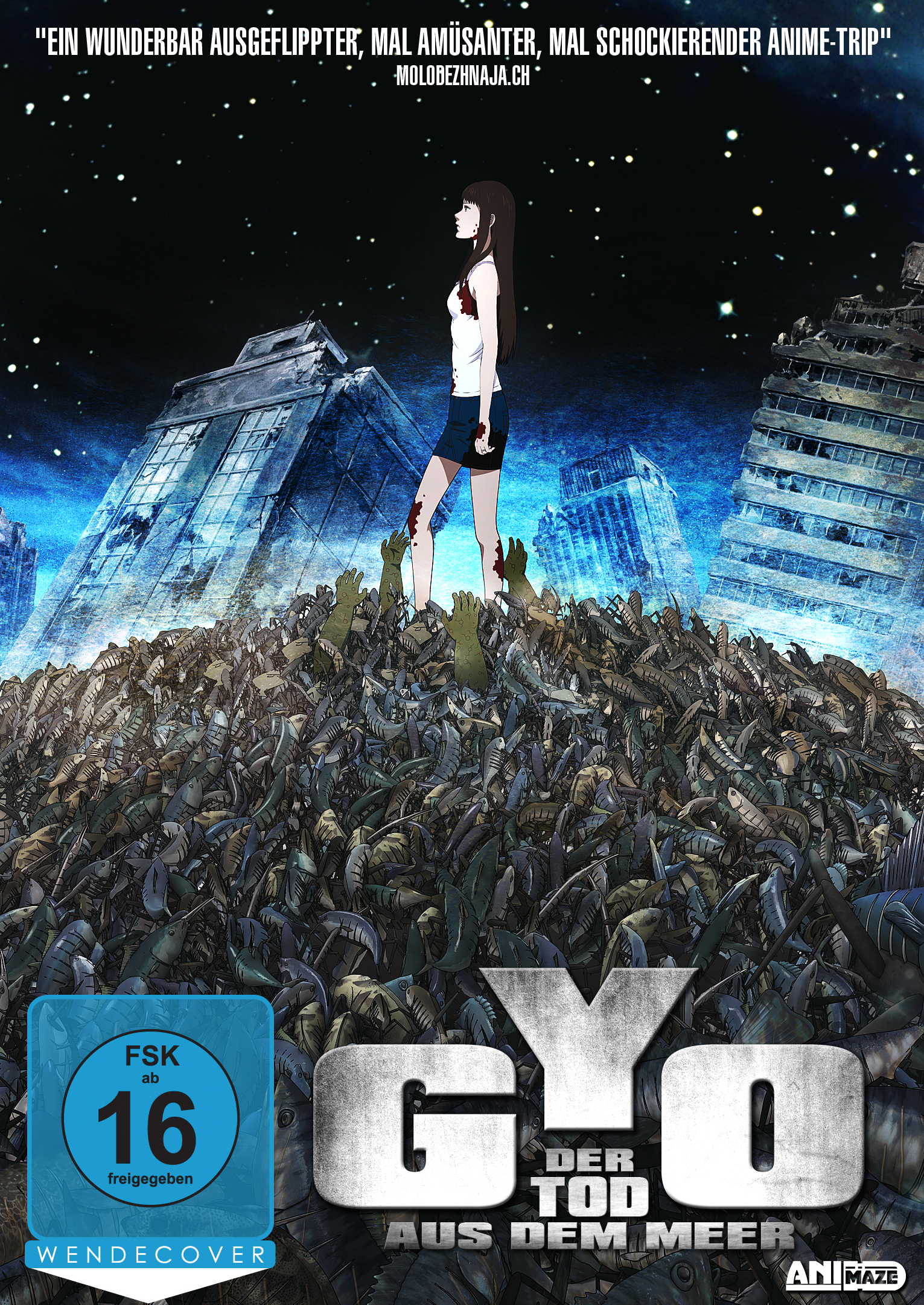 Gyo Der Tod Aus Dem Meer