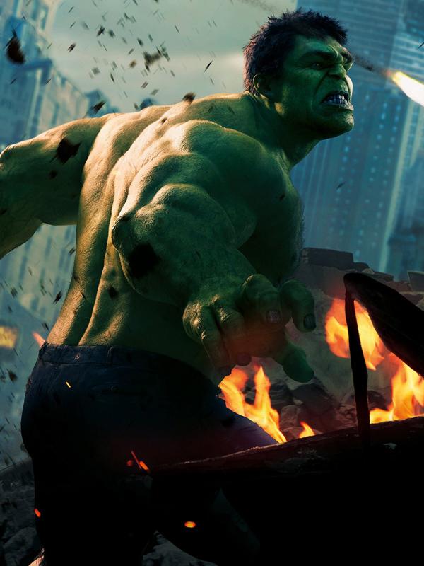 Alle Hulk Filme
