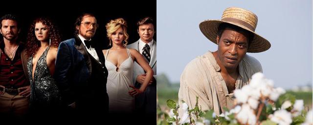 Oscars 2014 American Hustle Und 12 Years A Slave Führen