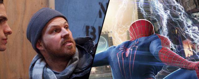 spiderman stellung
