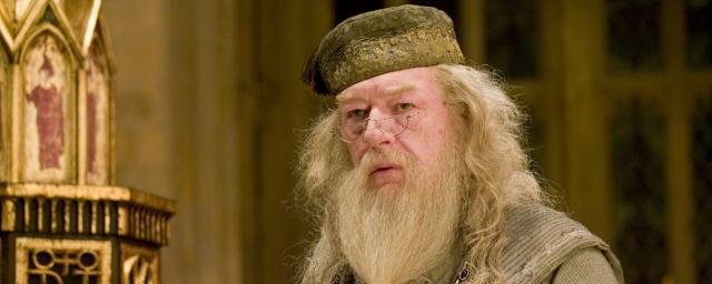 Dumbledore Im Fernsehen Harry Potter Star Michael Gambon