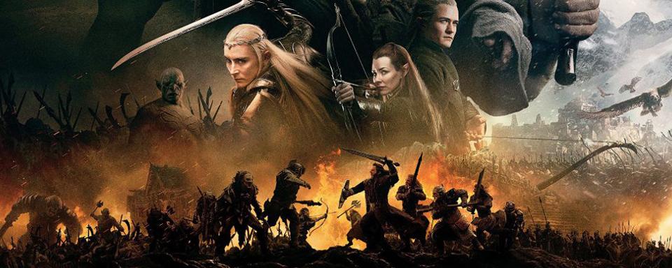 Der Hobbit Die Schlacht Der Fnf Heere Die Helden