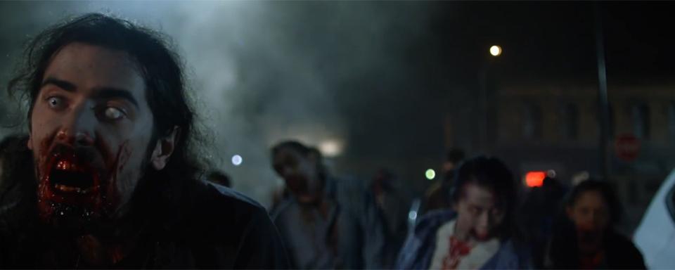 Neuer Zombie Film