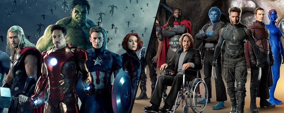 X-Men-Filmreihe Besetzung