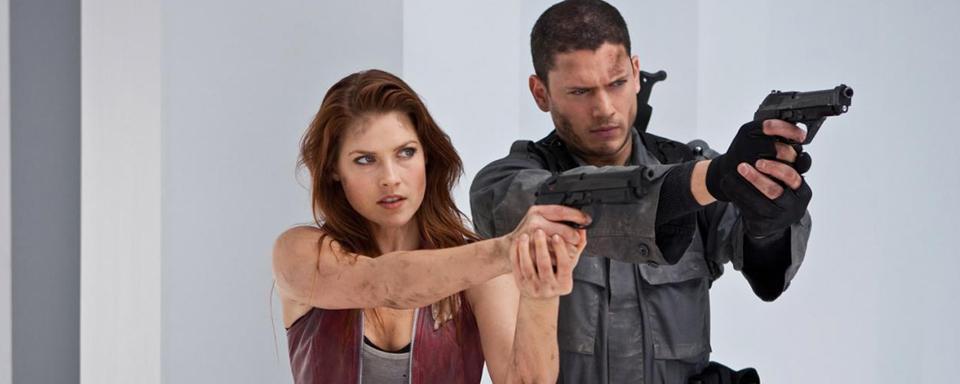 Resident Evil The Final Chapter Chris