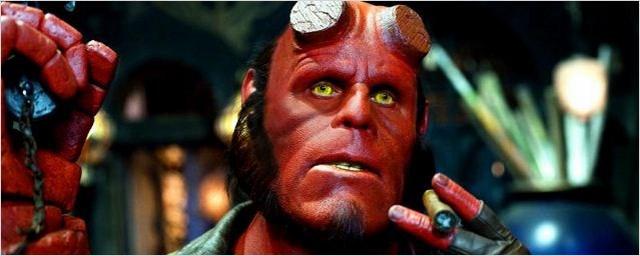 Schauspieler Hellboy