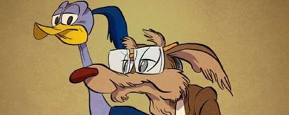 Bugs Bunny, Mickey Mouse & Co.: So sähen die Cartoon-Helden heute aus, wenn sie normal gealtert wären