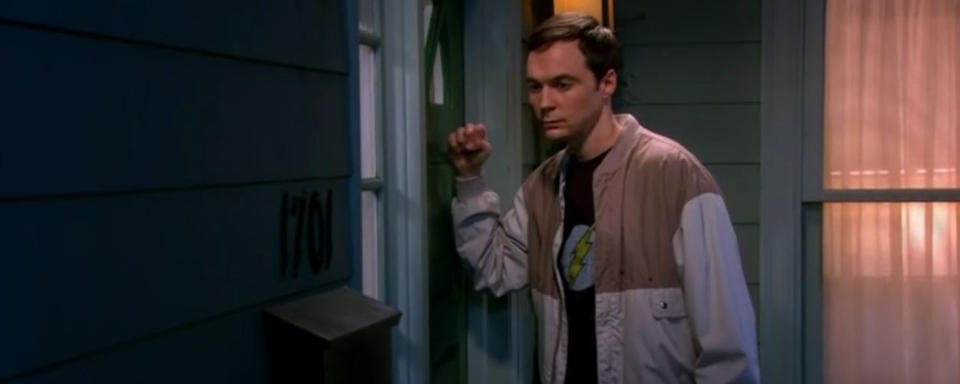"""Easter Egg: Was hat die Nummer 1701 in """"The Big Bang Theory"""" wirklich zu bedeuten?"""