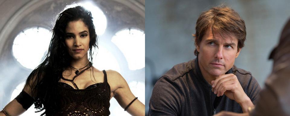 Kingsman Star Sofia Boutella Soll Die Mumie Werden Und Tom Cruise
