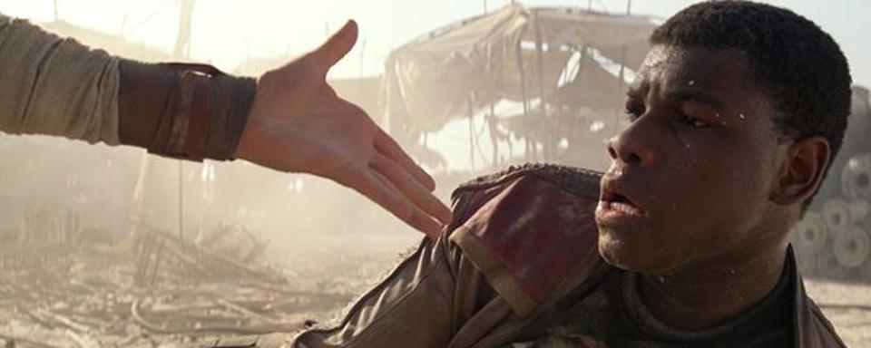 """""""Star Wars 7""""-Star bestätigt Fan-Theorie über romantische Beziehung zwischen zwei Helden"""