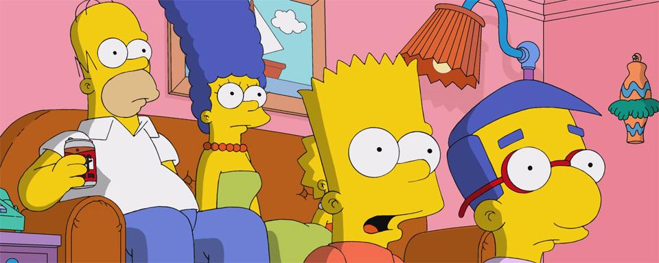 """Amüsant: Diese Detail über den """"Star Wars 7""""-Kinostart wussten """"Die Simpsons"""" bereits 2009"""
