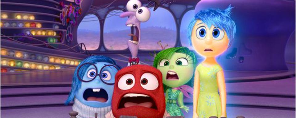 Exklusiv: Witziger Ausschnitt aus Pixars Alles steht Kopf