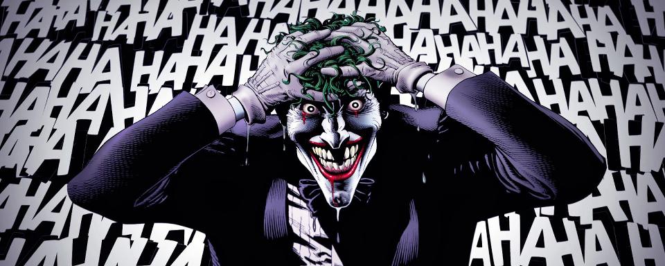 batman the killing joke erstes bild zur comic adaption. Black Bedroom Furniture Sets. Home Design Ideas