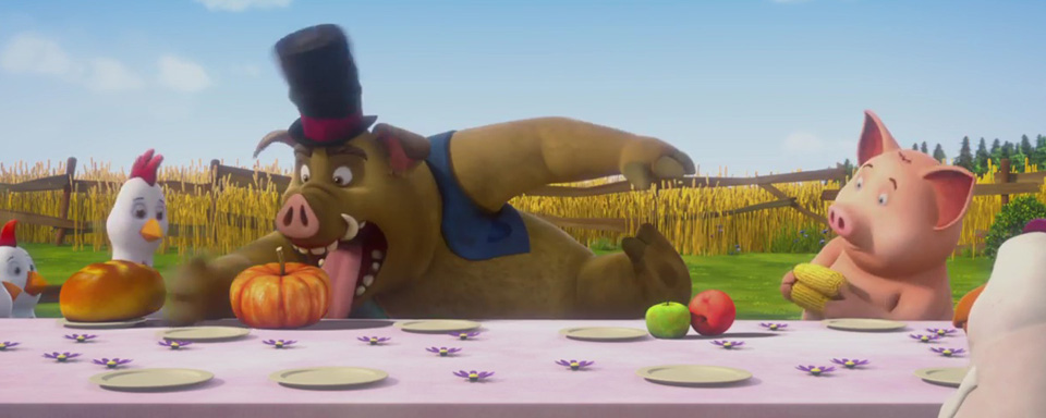mullewapp eine sch ne schweinerei im ersten trailer zur kinderbuchverfilmung geht es auf. Black Bedroom Furniture Sets. Home Design Ideas