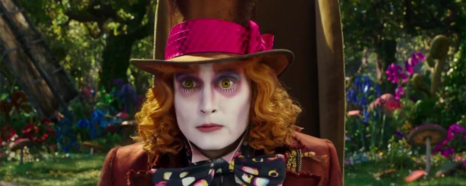 Neuer Deutscher Trailer Zu Alice Im Wunderland 2 Hinter Den
