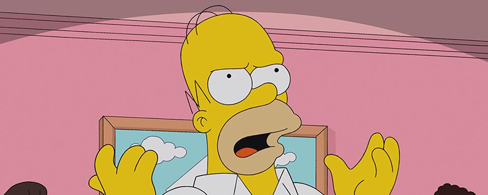 Erwachsene nur Simpsons Episode