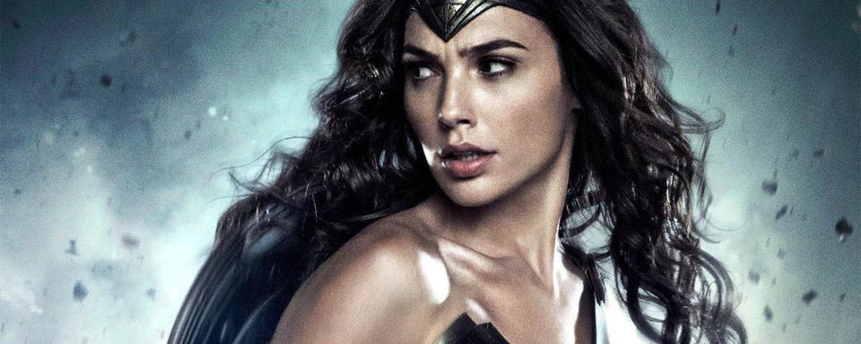 Wonder Woman Kino
