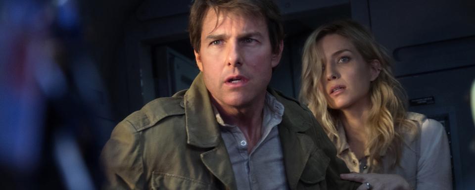 Die Mumie Tom Cruise Präsentiert Den Deutschen Trailer Zum Horror