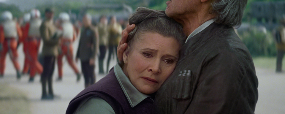 Star Wars 8 9 Details Zu Den Geplanten Szenen Für Leia Und Zur