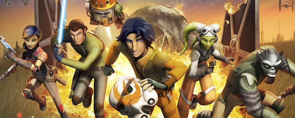 Mit Neuen Folgen Von Star Wars Rebels Die Disney Channels