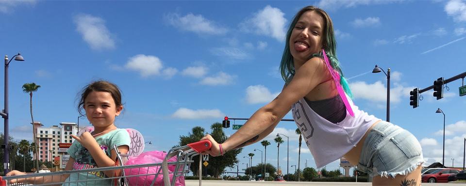 The Florida Project Kino