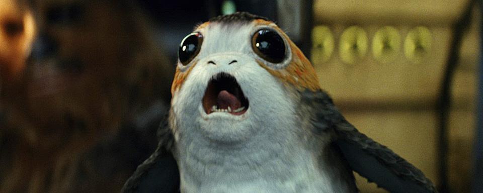 Star Wars 8 Tiere