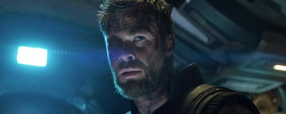 Thor Verliert Auge