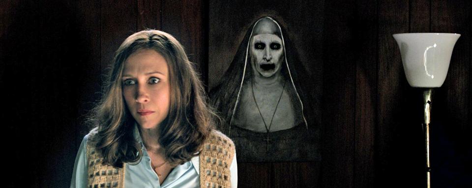 Die Nonne Conjuring