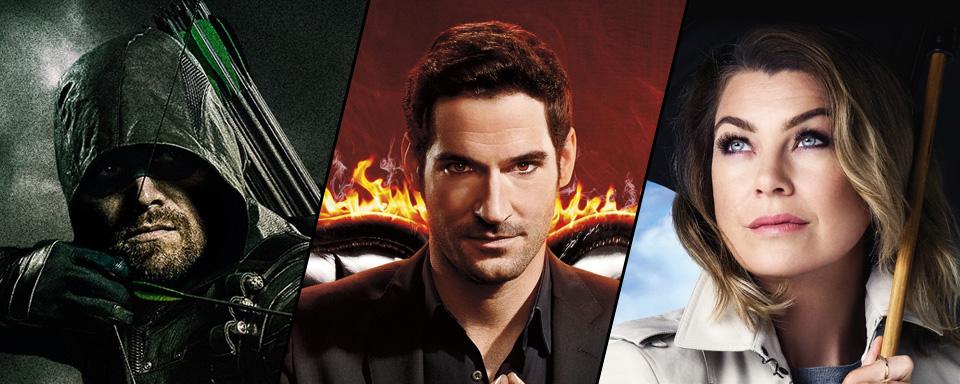 """""""Lucifer"""", """"Grey's Anatomy"""", """"Arrow"""" und Co.: Welche ..."""
