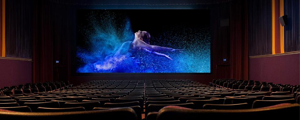 Das ende der leinwand samsung stattet ersten deutschen kinosaal mit riesigem led bildschirm aus - Led leinwand selber bauen ...