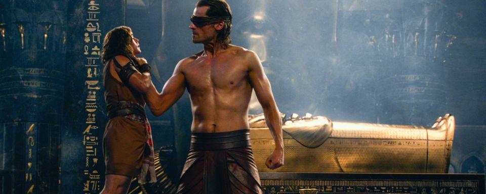 """Eine der ersten Einstellungen von """"Gods Of Egypt"""" enthält gleich drei RIESIGE Fehler"""
