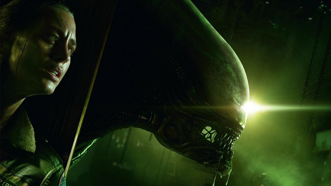 Ein Alien